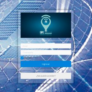 Imagen Acceso a plataforma GPS - GPS Tech Colombia